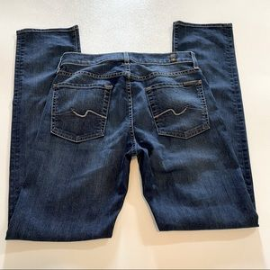 7 For All Mankind Jeans Slimmy Size 30
